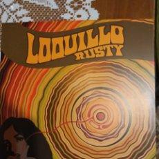 Discos de vinilo: LOQUILLO. RUSTY + 2 TEMAS. MINI LP. Lote 205854722
