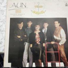 "Discos de vinilo: CLUB NAVAL - AUN (12"", MAXI) 1984.SELLO:HISPAVOX CAT. Nº: 549 134. VINILO COMO NUEVO. Lote 205854776"