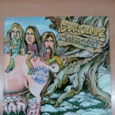 Discos de vinilo: BLACK OAK ARKANSAS - LP HIGH ON THE HOG- LEER ESTADO - VER FOTOS. Lote 205855102