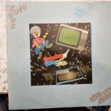 """Discos de vinilo: VIDEO KIDS - PÁJAROS CARPINTEROS DESDE EL ESPACIO (12"""", MAXI) 1984.DIANA VIC-189.VINILO COMO NUEVO. Lote 205855400"""