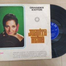 Discos de vinilo: RML REF:R400R DISCO VINILO GRANDE - JUANITA REINA - GRANDES ÉXITOS. Lote 205855622