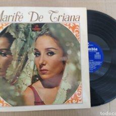Discos de vinilo: RML REF:R400R DISCO VINILO GRANDE - MARIFÉ DE TRIANA. Lote 205855842