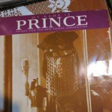 Discos de vinilo: MY NAME IS PRINCE. Lote 205861796