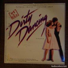 Discos de vinilo: DIRTY DANCING. Lote 205862753