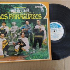 Discos de vinilo: RML REF:R400R DISCO VINILO GRANDE - LA BAMBA - LOS PARAGUAYOS Y LUIS ALBERTO DEL PARANA. Lote 205863246