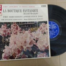 Discos de vinilo: RML REF:R400R DISCO VINILO GRANDE - LA BOUTIQUE FANTASQUE. Lote 205863405