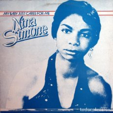 Discos de vinilo: NINA SIMONE _– MY BABY JUST CARES FOR ME. Lote 205864248