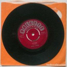 Discos de vinilo: DICKIE LOADER. HEATWAVE/ HAPPINESS. PALETTE, UK 1961 SINGLE. Lote 205865752