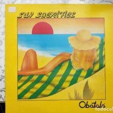 "Discos de vinilo: OBATALA - SUN SACRIFICE (12"") SELLO:BOY RECORDS CAT. Nº: BOY - 01. VINILO COMO NUEVO. Lote 205867222"