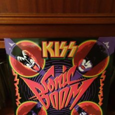 Discos de vinilo: KISS / SONIC BOOM / GATEFOLD / NOT ON LABEL. Lote 205868371