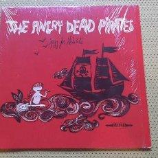 Discos de vinilo: THE ANGRY DEAD PIRATES -FUZZ FOR NIHILISTS- (2010) LP DISCO VINILO. Lote 205875860