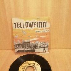 Discos de vinilo: YELLOWFINN, KABUKY E.P.. Lote 205877496
