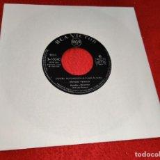 Discos de vinilo: SYLVANA SILVANA VELASCO CUATRO MUCHACHOS/A LA PLAYA VAS 7'' SINGLE 1967 RCA VICTOR SOLO DISCO. Lote 205880643