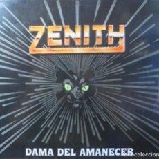 Discos de vinilo: ZENITH DAMA DEL AMANECER AVC 1989. Lote 205885375