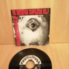 Discos de vinilo: YELLOWFINN. LORD SICKNESS. MY CRIMINAL PSYCHOLOVERS. LOS CANADIENSES. THE SUBTERFUGE COMPILATION 9.. Lote 205885472