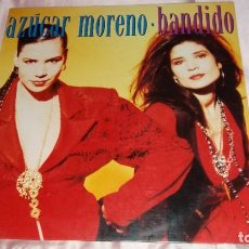 Discos de vinilo: AZUCAR MORENO - LP SPAIN - VER FOTOS. Lote 206121160