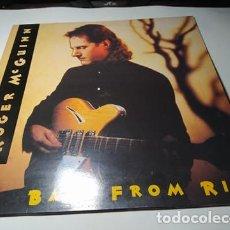 Discos de vinilo: LP - ROGER MCGUINN – BACK FROM RIO - 5F 211 348( VG+/ VG+) SPAIN 1991. Lote 206123622