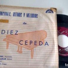 Discos de vinilo: EP ( VINILO) DE ORQUESTA MONTERREY AÑOS 70. Lote 206132878
