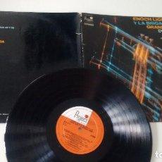 Discos de vinilo: LP ( VINILO) DE ENOCH LIGHT Y LA BRIGADA LIGERA AÑOS. Lote 206133945