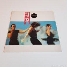 Discos de vinilo: MECANO 1991 AIDALAI. Lote 206134051