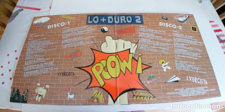 Discos de vinilo: LO + DURO-LP DOBLE - Foto 3 - 206134081