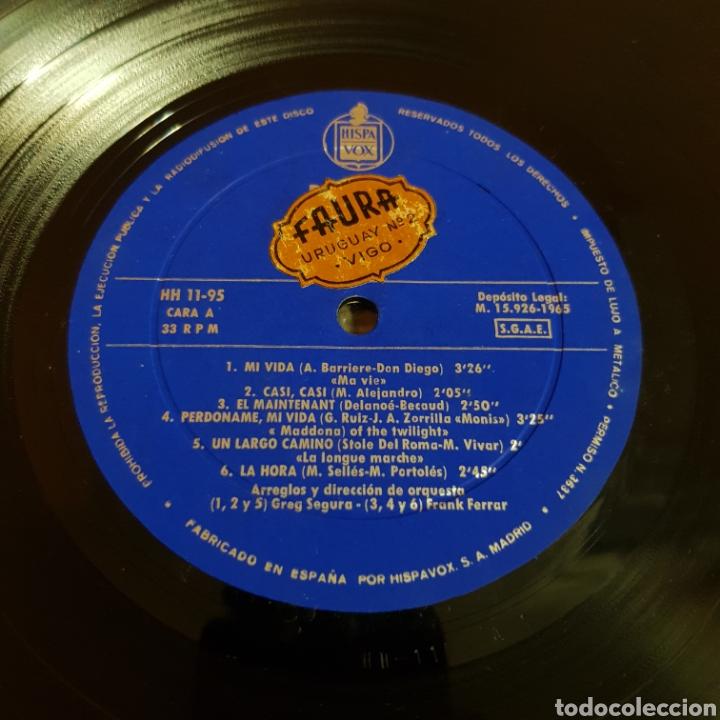Discos de vinilo: RAPHAEL 1965 HISPAVOX - Foto 3 - 206134597