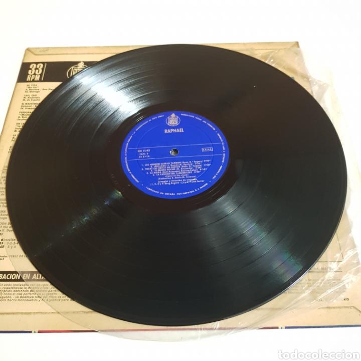 Discos de vinilo: RAPHAEL 1965 HISPAVOX - Foto 5 - 206134597