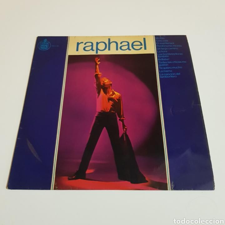 Discos de vinilo: RAPHAEL 1965 HISPAVOX - Foto 6 - 206134597
