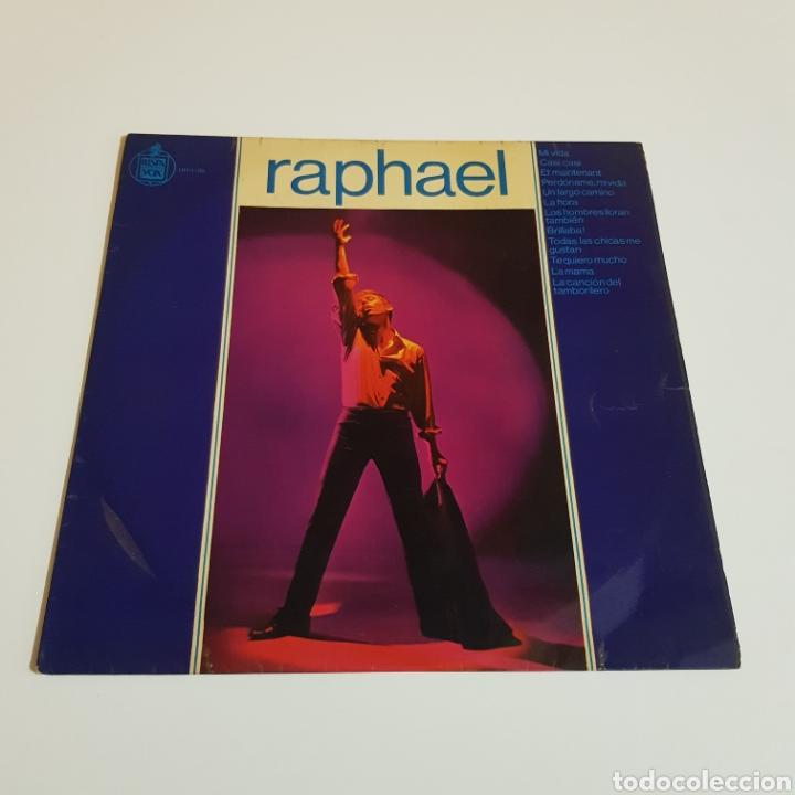RAPHAEL 1965 HISPAVOX (Música - Discos - LP Vinilo - Solistas Españoles de los 50 y 60)