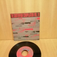 Discos de vinilo: BONEBREAKERS. ANEUROL 50. R. C. DRUIDS. ELVIS TRASH. SUBTERFUGE COMPILATION 10.. Lote 206137661