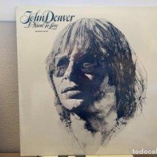 Discos de vinilo: JOHN DENVER – I WANT TO LIVE. DISCO VINILO. ESTADO VG+/VG+.1984. ENTREGA 24H. Lote 206140897