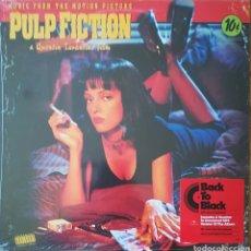 Discos de vinilo: DISCO PULP FICTION. Lote 206156578