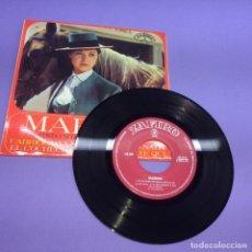 Discos de vinilo: SINGLE MARISOL -EL COCHECITO CABRIOLA VG++. Lote 206158951