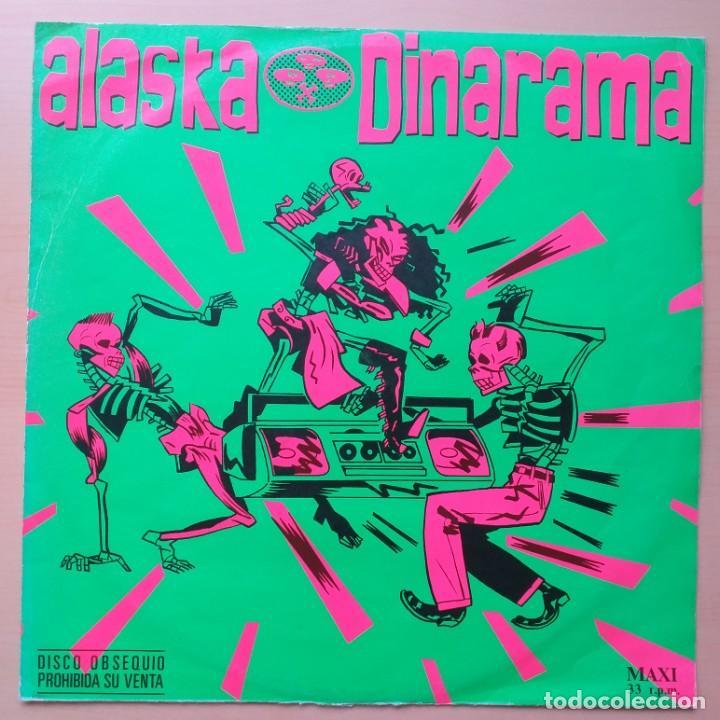 ALASKA Y DINARAMA - QUIERO SER SANTA (MX) 1989 PROMO !!!!! (Música - Discos de Vinilo - Maxi Singles - Grupos Españoles de los 70 y 80)