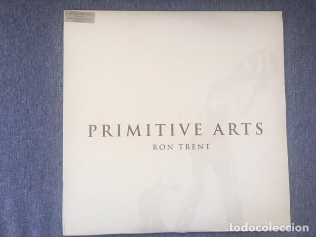 PRIMITIVE ARTS . RON TRENT. 3 LP . EDICIÓN LIMITADA (Música - Discos - LP Vinilo - Electrónica, Avantgarde y Experimental)