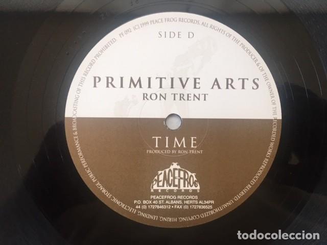 Discos de vinilo: PRIMITIVE ARTS . RON TRENT. 3 LP . EDICIÓN LIMITADA - Foto 5 - 206161755