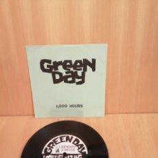 Discos de vinilo: GREEN DAY. 1,000 HOURS. E.P.. Lote 206170437