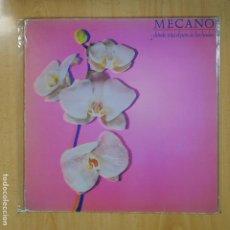 Discos de vinilo: MECANO - ¿ DONDE ESTA EL PAIS DE LAS HADAS ? - LP. Lote 206174457
