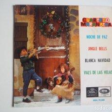 Discos de vinilo: LOTE GRUPOS ESPAÑOLES 60'S CUARTETO MARANATHA / LOS HUGOMOTES / LOS BOTINES / MICKY Y LOS TONYS. Lote 206175882