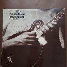 Discos de vinilo: BLUEGRASS BANJO PICKERS - FOGGY MOUNTAIN BREAKDOWN - RCA - 1980 - VG+/VG++. Lote 206176458