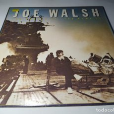 Discos de vinilo: LP- JOE WALSH ‎– YOU BOUGHT IT - YOU NAME IT - 92-3884-1 ( VG+ / VG+ ) GER1983. Lote 206178767