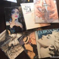 Discos de vinilo: MADONNA. SEIS LP'S. BUEN ESTADO. Lote 206190513