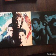 Discos de vinilo: MECANO. DOS LP'S. Lote 206190531