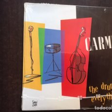 Discos de vinilo: CARMEL. THE DRUM IS EVERYTHING. Lote 206190561