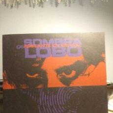 Discos de vinilo: LP SOMBRA LOBO : ADELANTE EN ESPIRAL. Lote 206196191