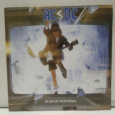 Discos de vinilo: AC/DC - BLOW UP YOUR VIDEO 1990 ( 1988 ) CD ED ALEMANA. Lote 206199262