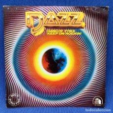 Discos de vinilo: SINGLE DE DAZZ - DANCIN´ FREE - KEEP ON ROCKIN´ - ESPAÑA - AÑO 1979. Lote 206209281