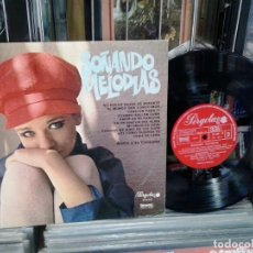 Discos de vinilo: LMV - SOÑANDO MELODÍAS. ANDREY SU CONJUNTO. PERGOLA 1969, REF. 30220 -- LP 10''. Lote 206214662