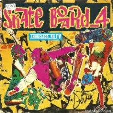 Discos de vinilo: SKATE BOARD 4 - DOUBLE U + ROZALLA + 2 UNILIMITED + OBK + CAPELLA ETC.. MIX SINGLE VINILO 1992. Lote 206216817
