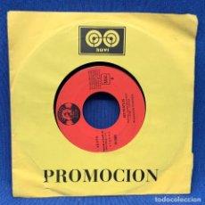 Discos de vinil: SINGLE SEX BEATLES - WELL YOU NEVER - FATAL FASTINATION- PROMOCIONAL - ESPAÑA - 1980. Lote 206217651